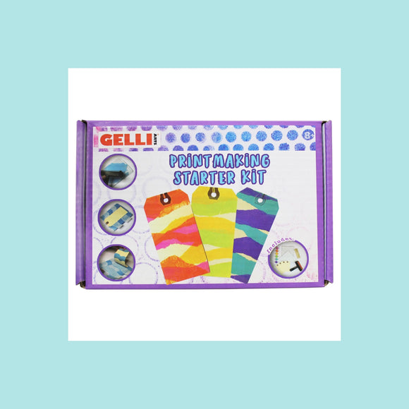 GELLI ARTS - Printmaking Starter Kit