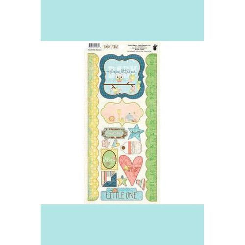 Fancy Pants Designs - Baby Mine Element Sticker