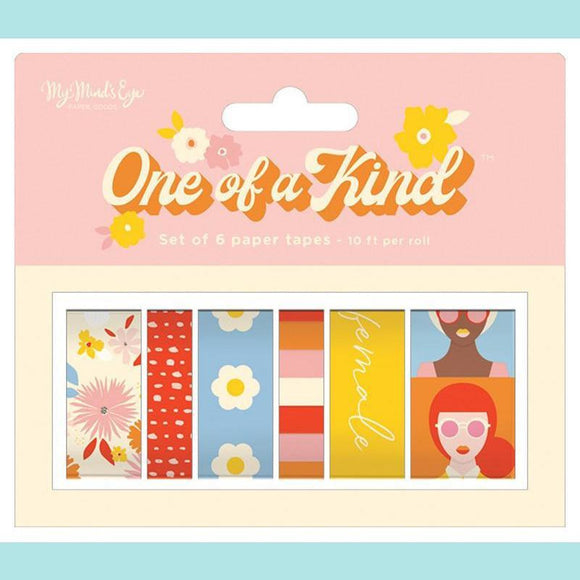My Mind's Eye - One of a Kind Collection - Washi Tape