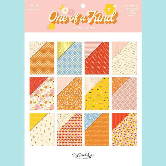 One of a Kind Collection - 6 x 8 Paper Pad