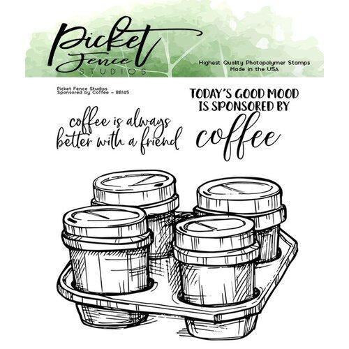 Picket Fence Studios - Sponsored by coffee stamp
