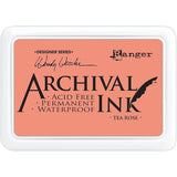 Ranger - Wendy Vecchi - Archival Ink Pads Tea Rose