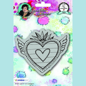 Art by Marlene - Signature Collection 2.0 -  Hearts with Wings 24