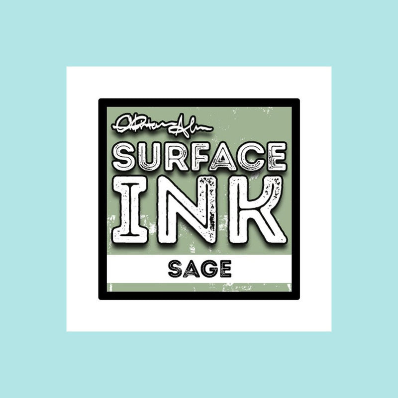 Dark Sea Green Brutus Monroe - Mini Surface Ink-Pad