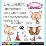 C.C. Designs - Barky Stamp and Die