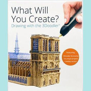 What Will You Create? Book