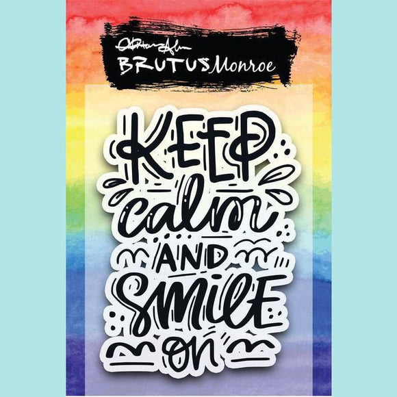 Brutus Monroe - Smile On Stamp