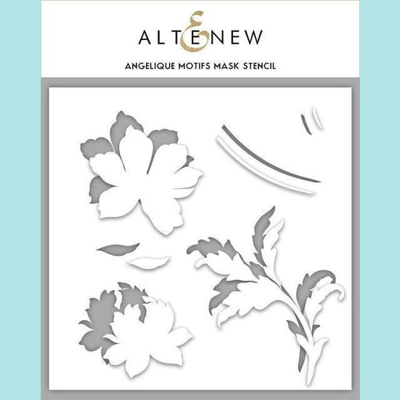 Altenew - Angelique Motifs Mask Stencil