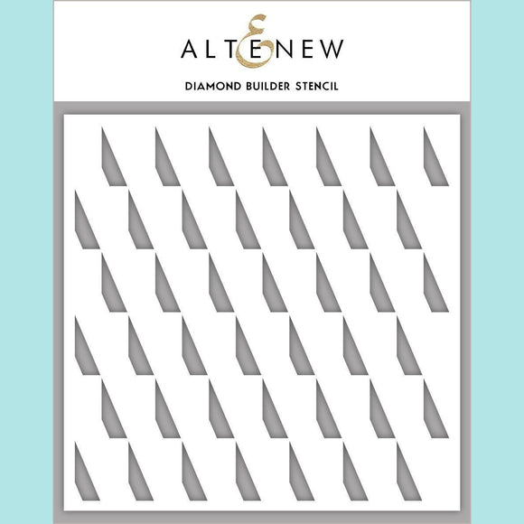 Altenew - Diamond Builder Stencil