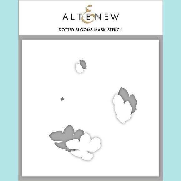 Altenew - Dotted Blooms Mask Stencil
