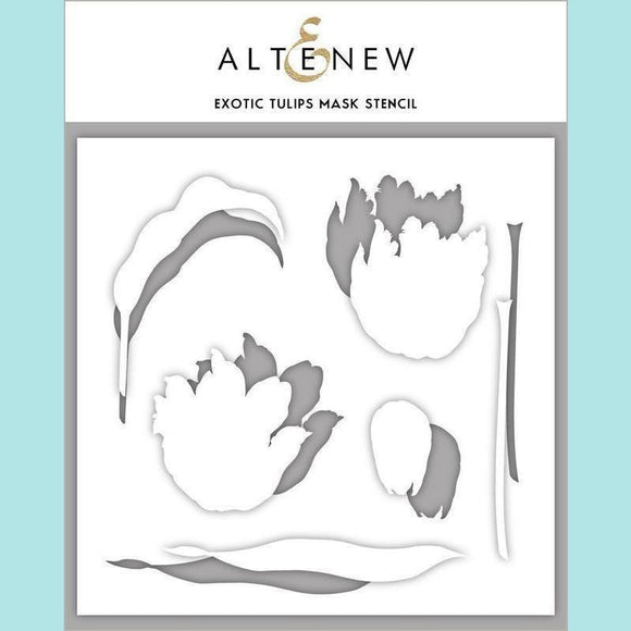 Altenew - Exotic Tulips Mask Stencil