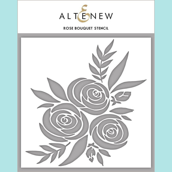 Altenew - Rose Bouquet Stencil