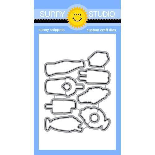 Sunny Studio Stamps - Summer Sweets