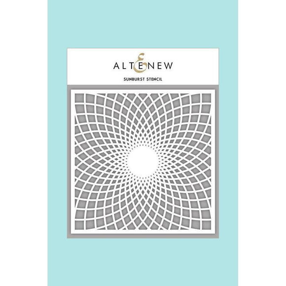 Altenew - Sunburst Stencil