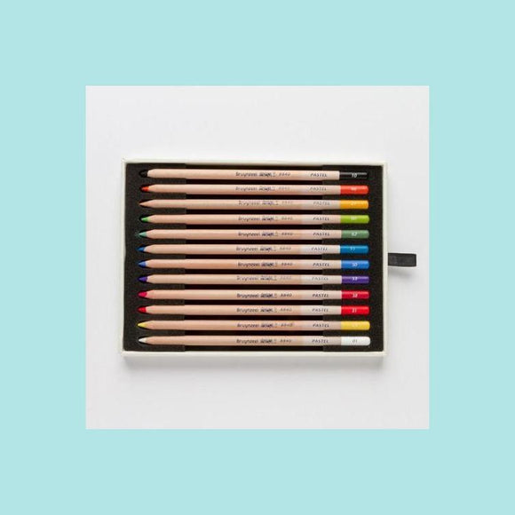 Royal Talens Bruynzeel Design Pastel Pencil Box 12