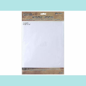 "Tim Holtz Distress Woodgrain Cardstock 8.5"" x 11"""
