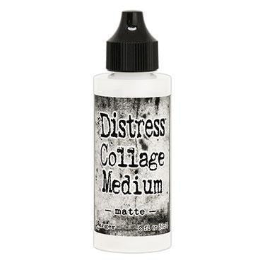 Tim Holtz Distress Collage Medium - Matte (88ml)