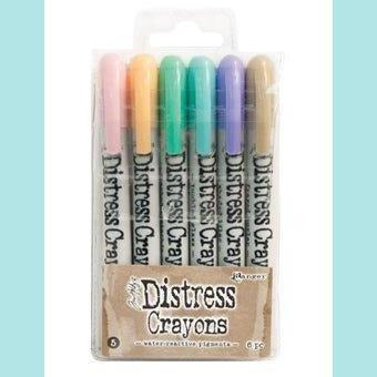 TIM HOLTZ® DISTRESS CRAYON KITS