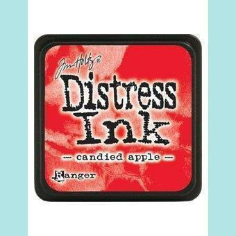 Distress Ink Mini Ink Pads CANDIED APPLE