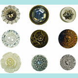 Tim Holtz Idea-ology - Fanciful - Buttons Accoutrements