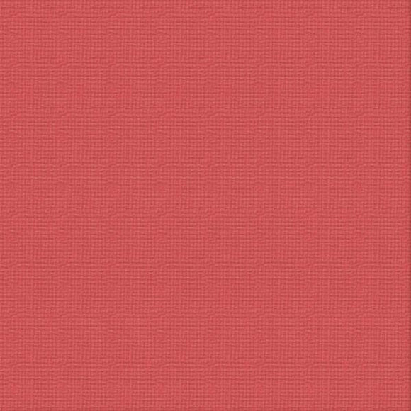 Ultimate Craft - Cardstock - 12x12 - Blood Red (250gsm)