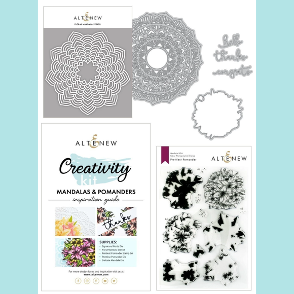 Altenew - Mandalas & Pomanders Creativity Kit