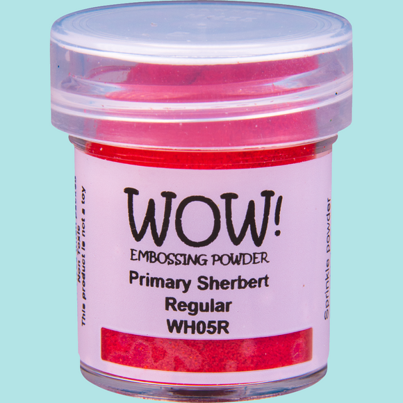 WOW! Embossing Powder - WH05 Primary Sherbert Regular