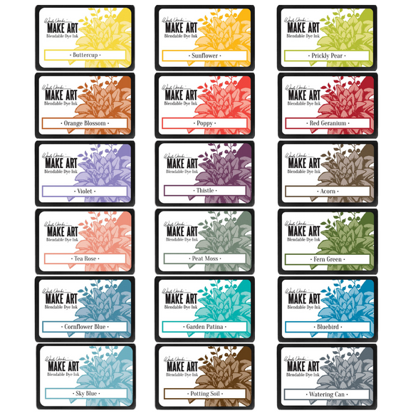 Wendy Vecchi - MAKE ART Blendable Dye Inks