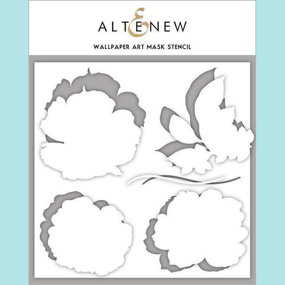 Altenew - Wallpaper Art Mask Stencil