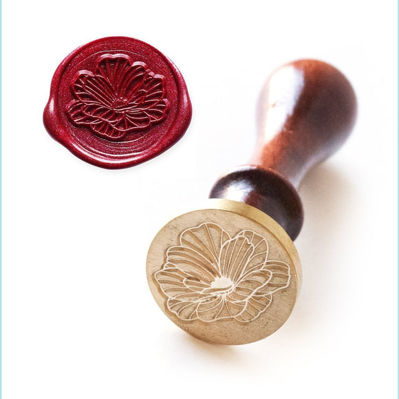 Altenew - Wax Seal Stamp - Delicate Blossom