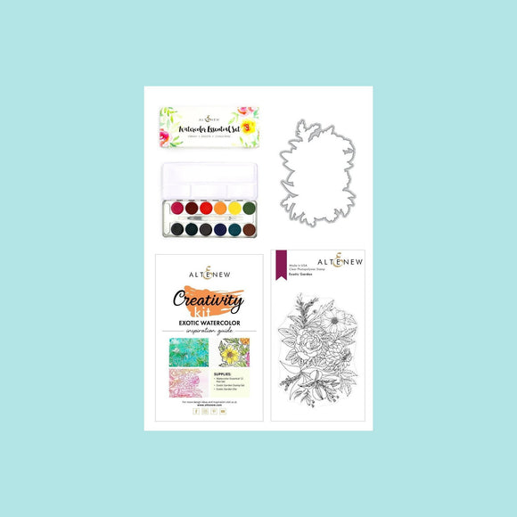 Altenew - Exotic Watercolor Creativity Kit