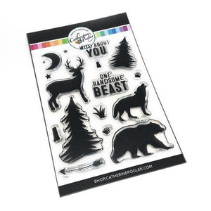 Catherine Pooler - Wild About You Stamp