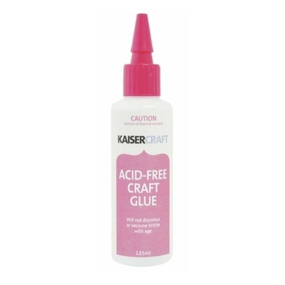 KaiserCraft - Acid Free Craft Glue 125ml