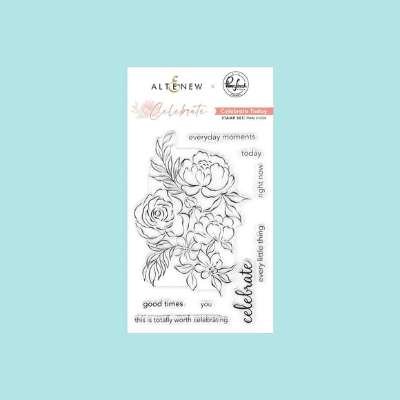 Altenew  - Celebrate Today Stamp Set