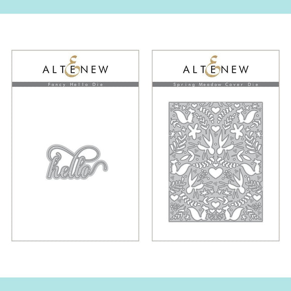 Altenew - A Study in Kindness Stand-alone Die Bundle