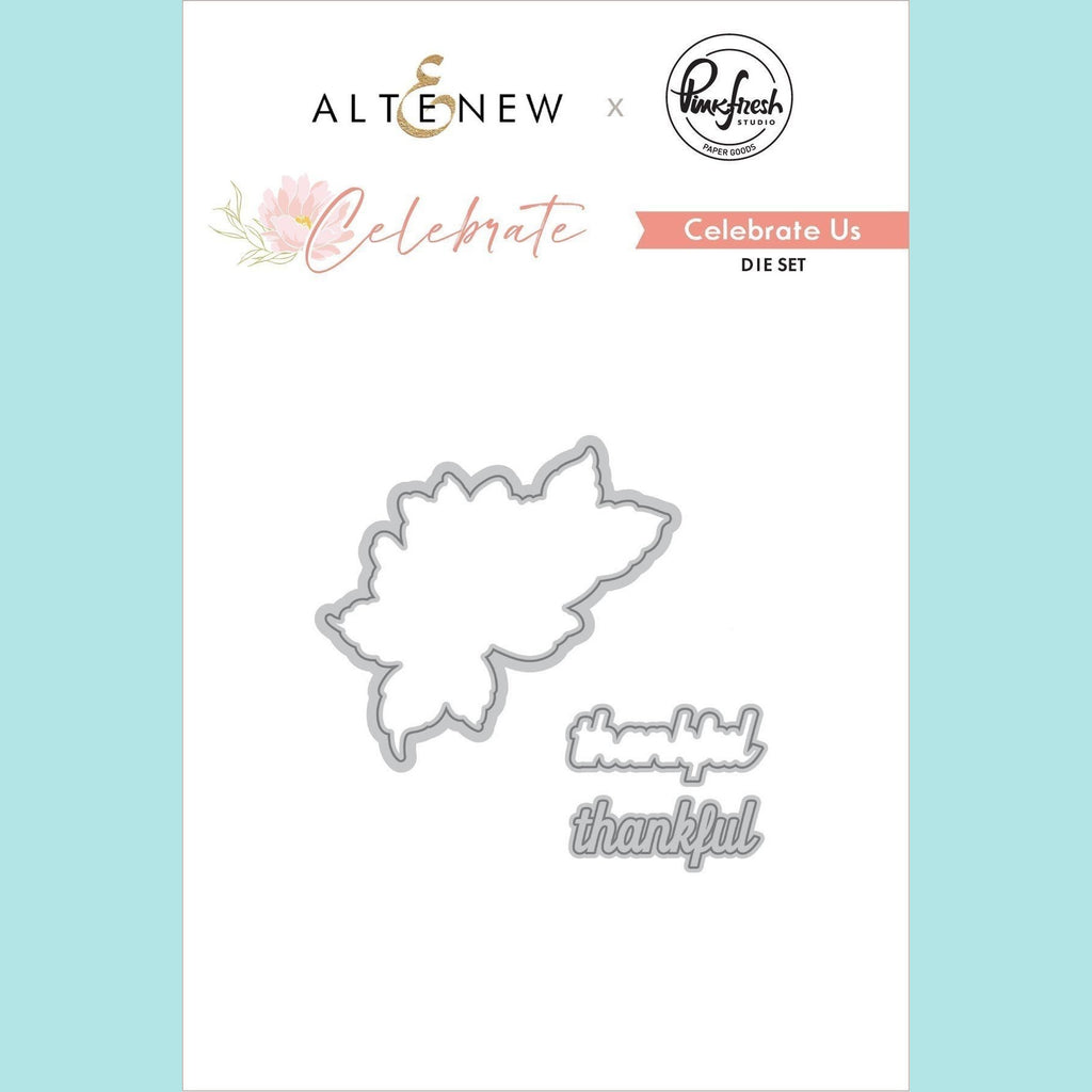 Altenew  - Celebrate Us Die Set