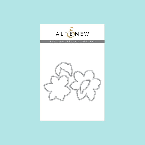 Altenew - Fabulous Florets Die Set