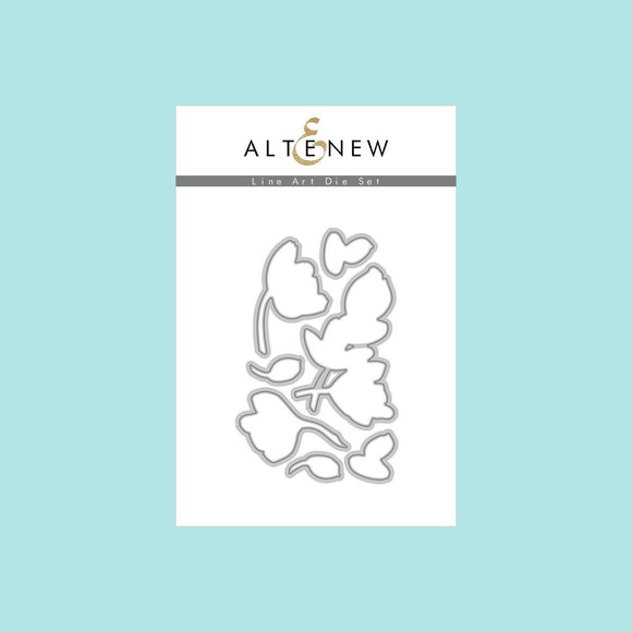 Altenew - Line Art Die Set