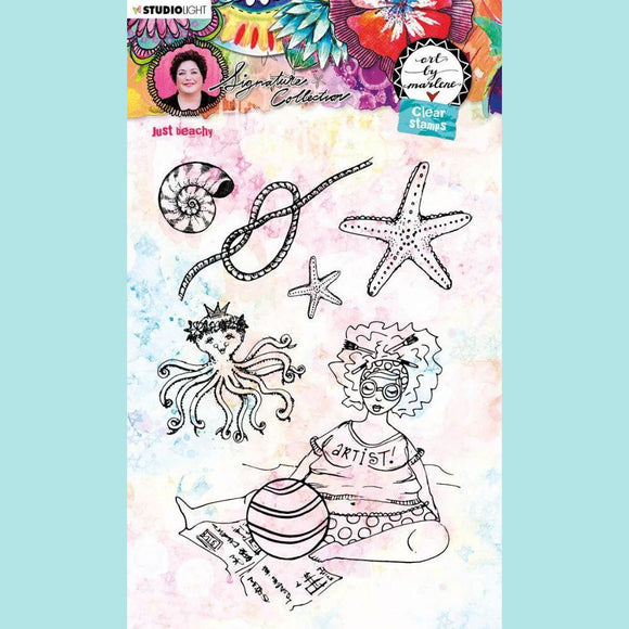 Art by Marlene - Signature Collection 5.0 - Clear Stamp Set # 53