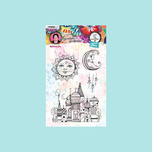 Art by Marlene - Signature Collection 5.0 - Clear Stamp Set # 54