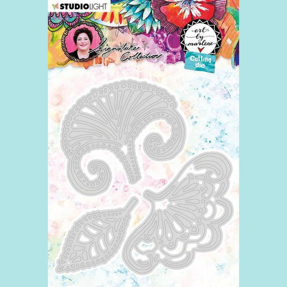 Art by Marlene - Signature Collection 5.0 - Embossing Die Cut Stencil  #07
