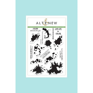Altenew A Splash of Color Stamp Set