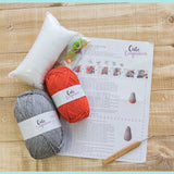 Crafters Companion - Threaders Cute Companions Crochet Kit - Dexter the Dog