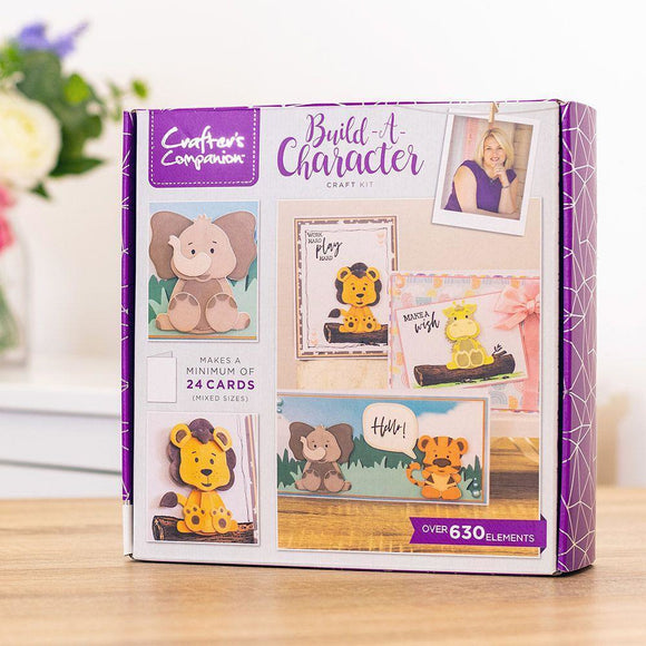 Crafter's Companion Craft Box Kit - Build-a-Character #21