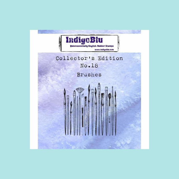 IndigoBlu Collector's Edition - Number 18 - Brushes