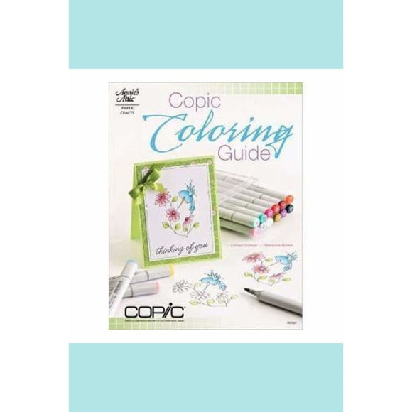 Copic Coloring Guide Level 1: Basics