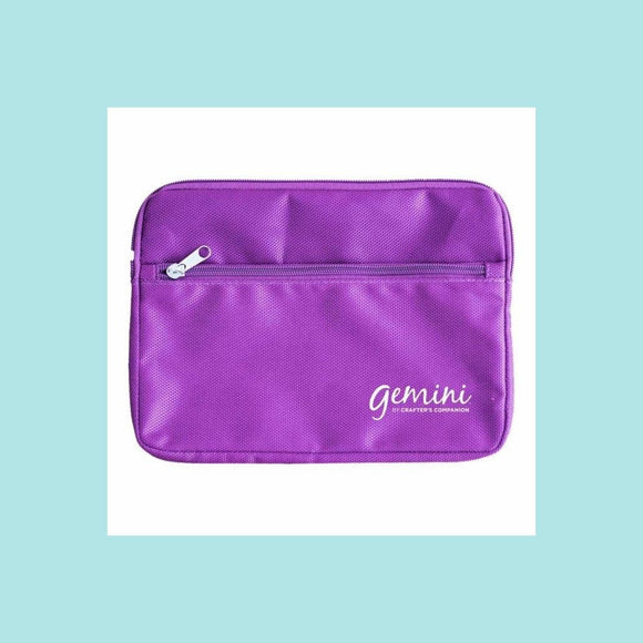 Crafters Companion Gemini Multimedia - Plate Storage Bag
