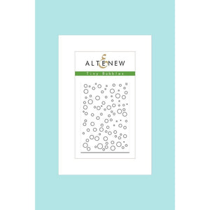 Altenew Mini Tiny Bubbles Stamp