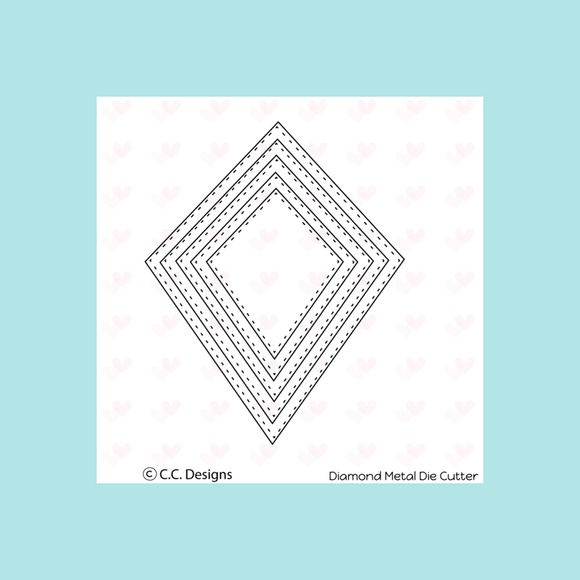 C.C. Designs - Diamond Metal Die