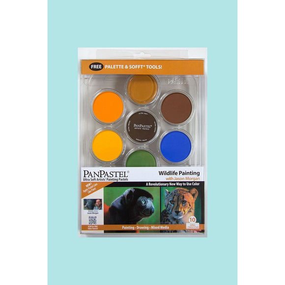 PanPastel Hanging Kits - Wildlife Painting